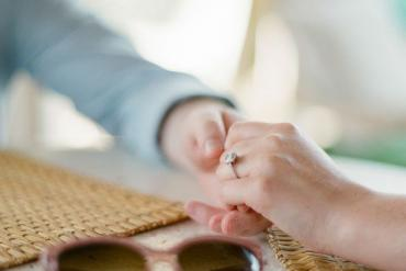 New Bridal Trend:  Pre-Wedding Photo Shoots Abroad