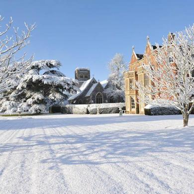 Winter Weddings at Wickham House