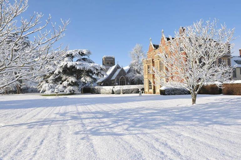 Winter Weddings at Wickham House