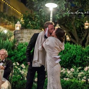 A Tuscan Lavender Wedding