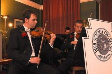 A Vintage Orchestra, At Your Wedding?