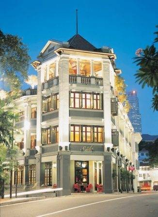 The Scarlet, Singapore's first luxury boutique