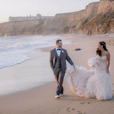 Real Wedding: Half Moon Bliss At The Ritz Carlton