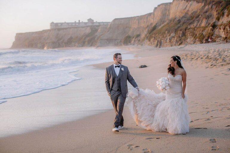 Real Wedding: Half Moon Bliss At The Ritz Carlton