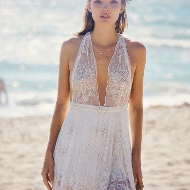 Bohemian Wedding Dresses Fit For A Goddess