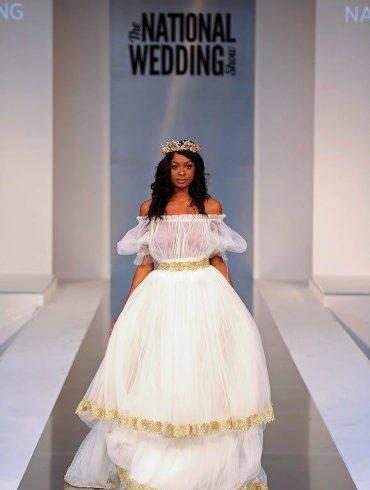 The Revlon Runway Kick Starts The National Wedding Show