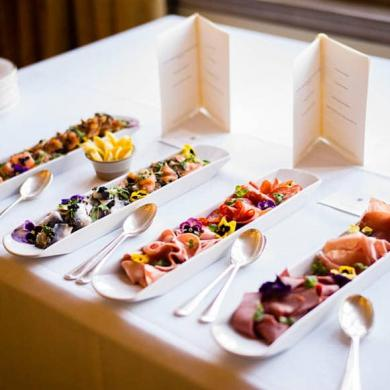How To Choose The Perfect Wedding Menu