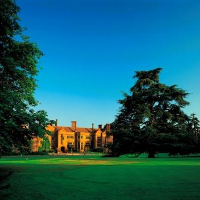 An Autumn Weekend At The Hanbury Manor Hotel