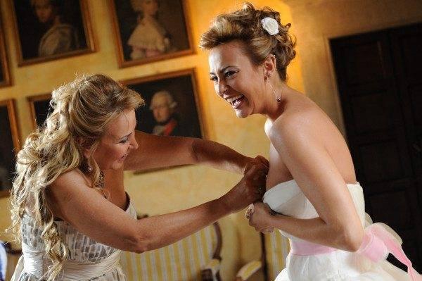 Real Wedding: Tuscan Fairy Tale Wedding