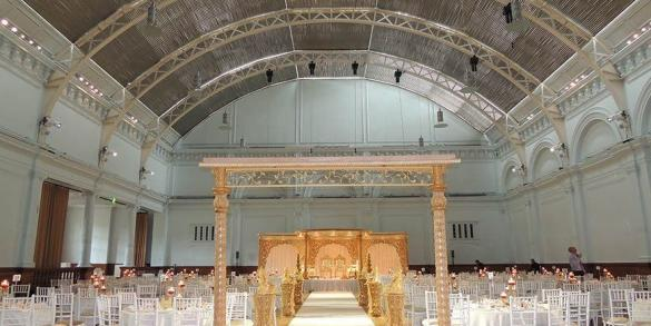The Royal Horticultural Halls Wedding Showcase Event