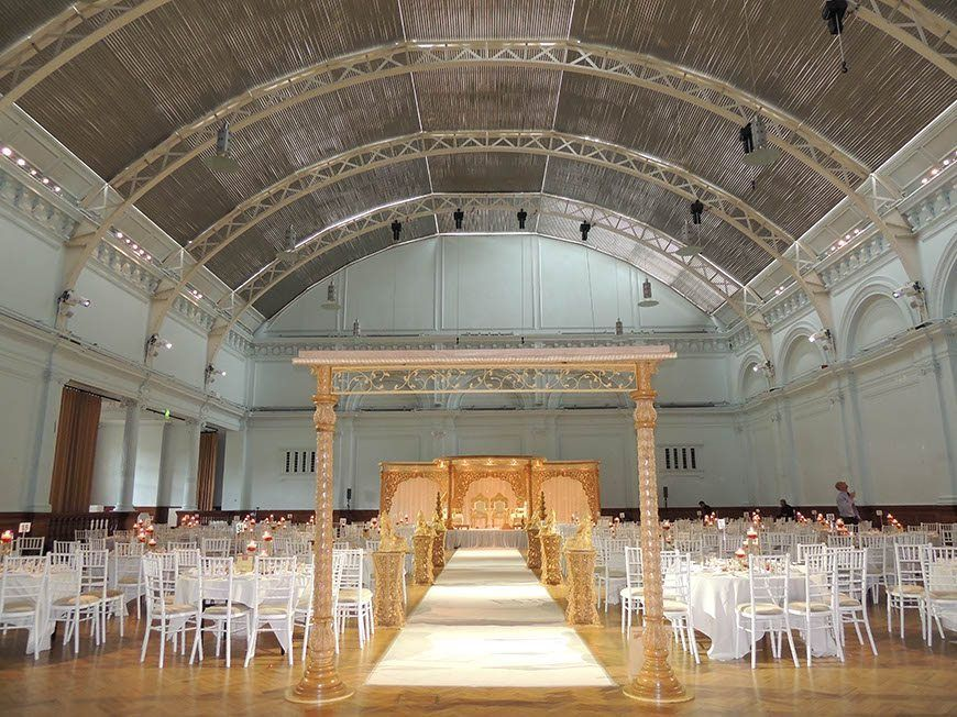 The Royal Horticultural Halls