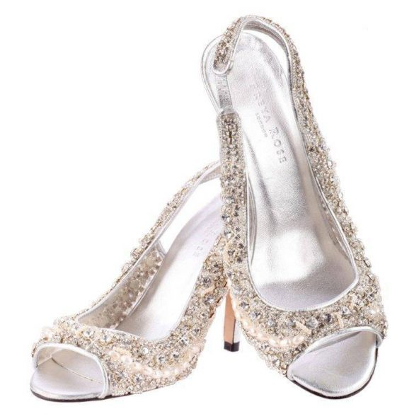 Luxury Wedding Shoe Trends By Freya Rose