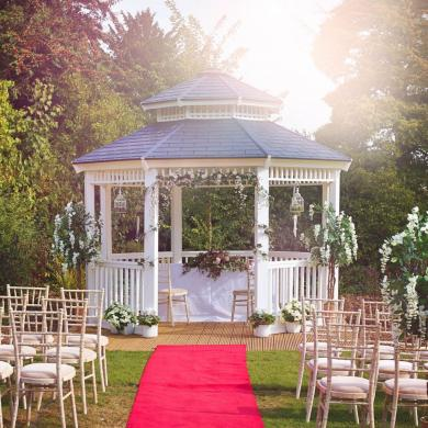Horwood House – The Sweetest Spot For Outdoor Weddings
