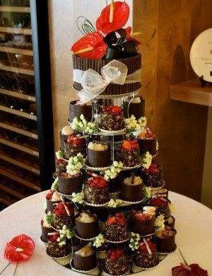 Le Papillon Patisserie Wedding Cakes by Design