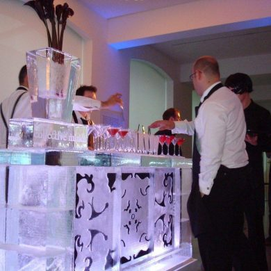 Wedding Ice Sculpture For Your Big Day