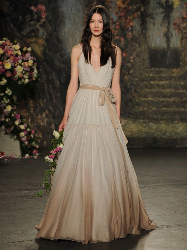 Jenny Packham Spring 2016 Wedding Dress Collection