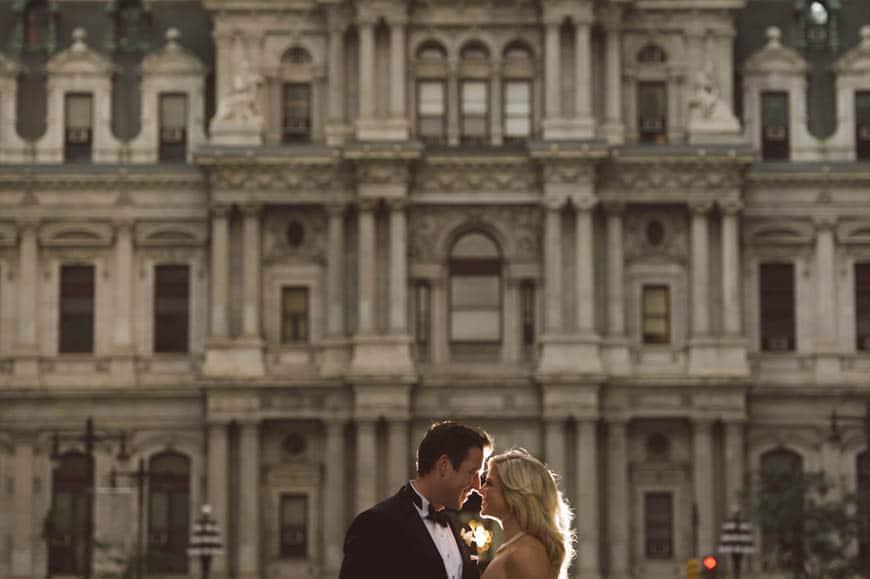 Real Wedding – A Philadelphia Fantasy 1