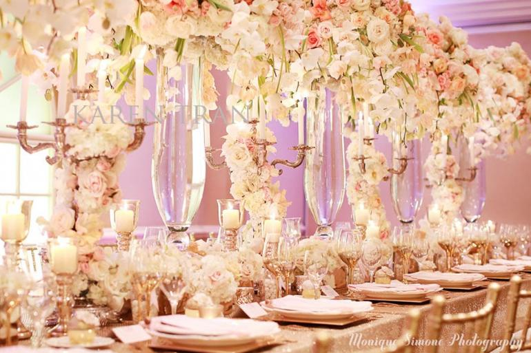 Enter the wondrous world of Karen Tran with The Floral Experience