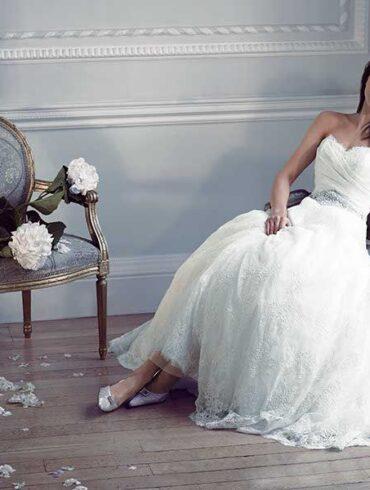Luxury Bridal Gown Event At Caroline Castigliano