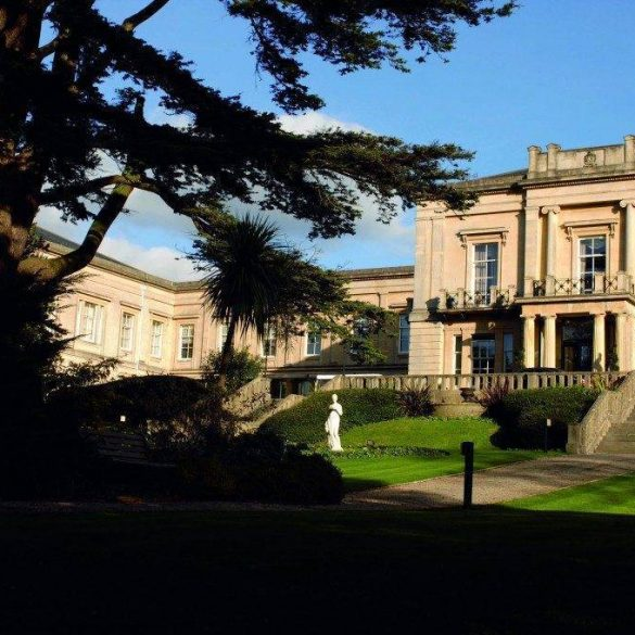 Win a luxury break for two with the 5 Star Macdonald Bath Spa Hotel