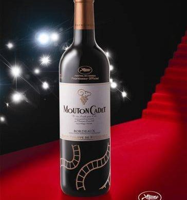 The Number One Selling Bordeaux At The Cannes Film Festival