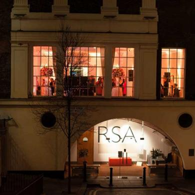 A Night With Nu Bride At RSA House