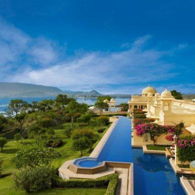 Palatial Resort In India Is Voted Best Hotel In The World 2015