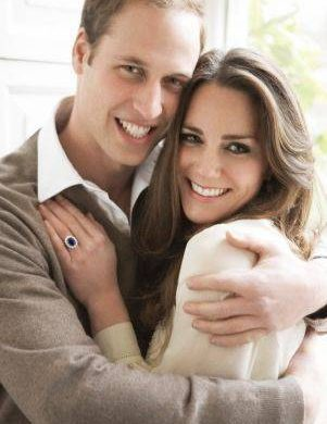 The Royal Wedding Announcement Prince William & Kate Middleton