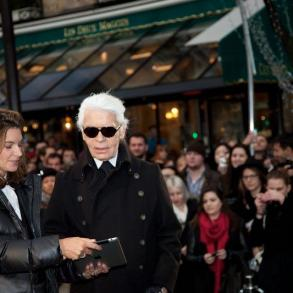 Karl Lagerfeld New Collection Hits Paris – London – New York and Sydney