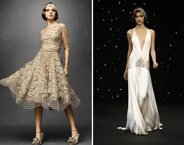How To Achieve An Art Deco Inspired Wedding