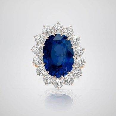 Want To Know More About Kate Middleton's Sapphire Engagement Ring?