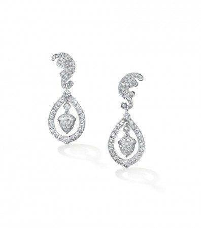 Find Out More About Kate Middleton's Diamond Earrings
