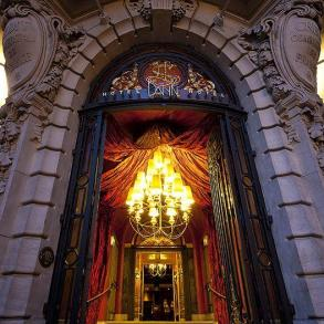 Opulent Glamour At Banke Hotel, Paris
