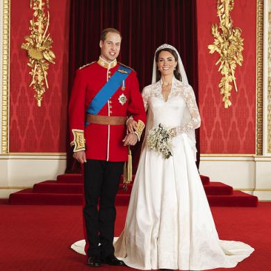 The Official Royal Wedding Photos