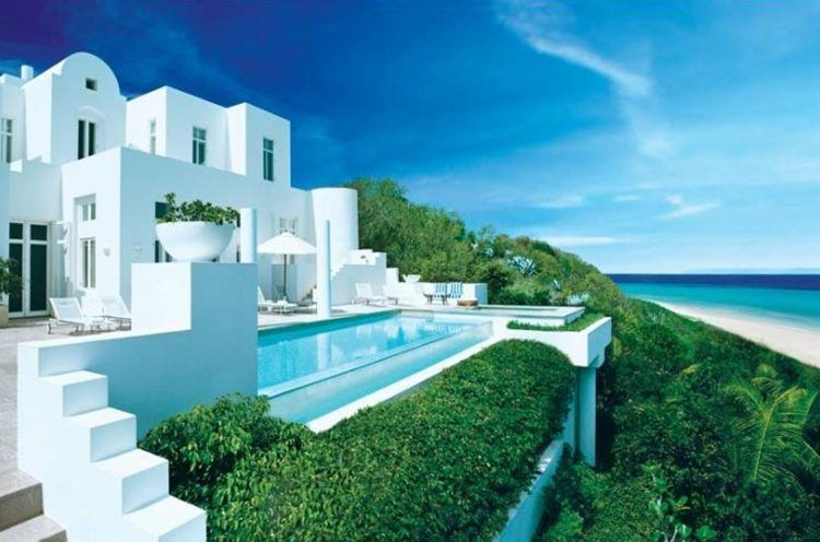 Honeymoon Villas with the wow factor