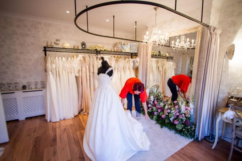 Ask the expert: Jana Svalbe from MODE Bridal