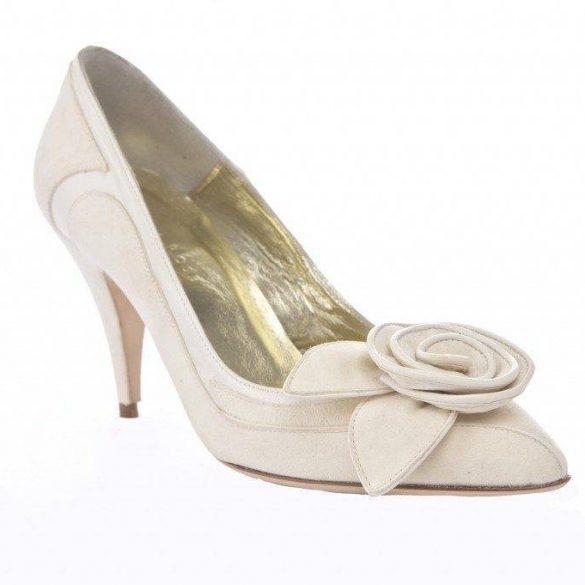 Perfect Shoes For Winter Weddings