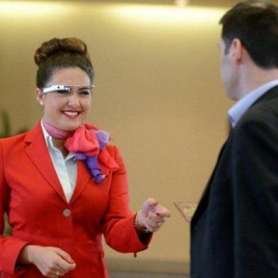 Virgin Atlantic to check you in with Google Glass