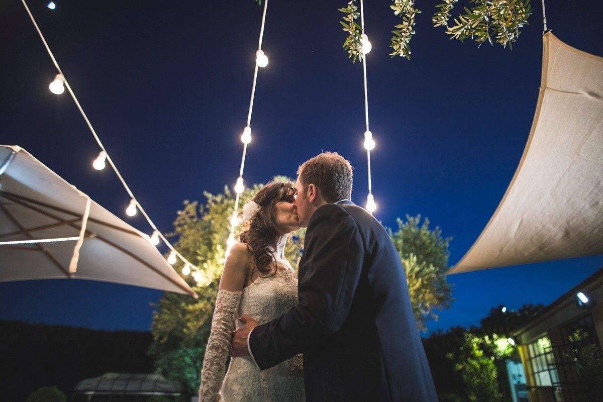 Wedding love lights - Spotlight on: Rocco Daniele Photography