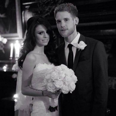 Cher Lloyd Reveals Secret Wedding Ceremony