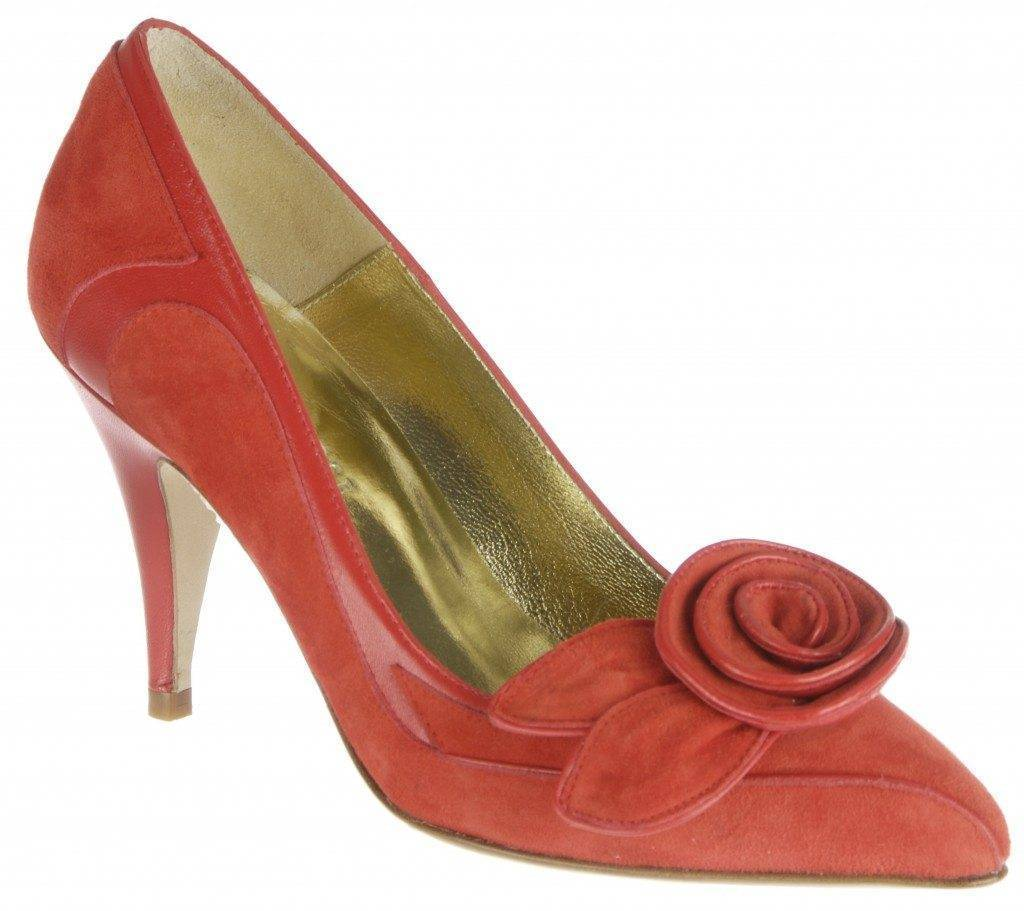 Perfect Wedding Shoes For Valentines Day