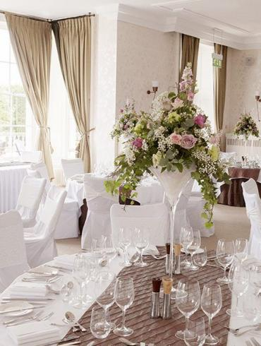The Striking Wedding Venue That Blends Contemporary With Chic