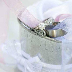 Titanium Wedding Rings