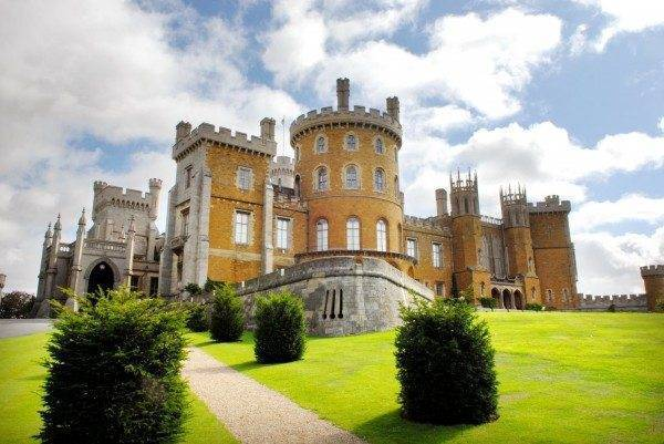 Have A Romantic Wedding At Belvoir Castle
