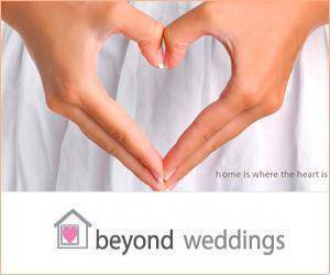 Beyond Weddings exhibiting at a vintage inspired evening