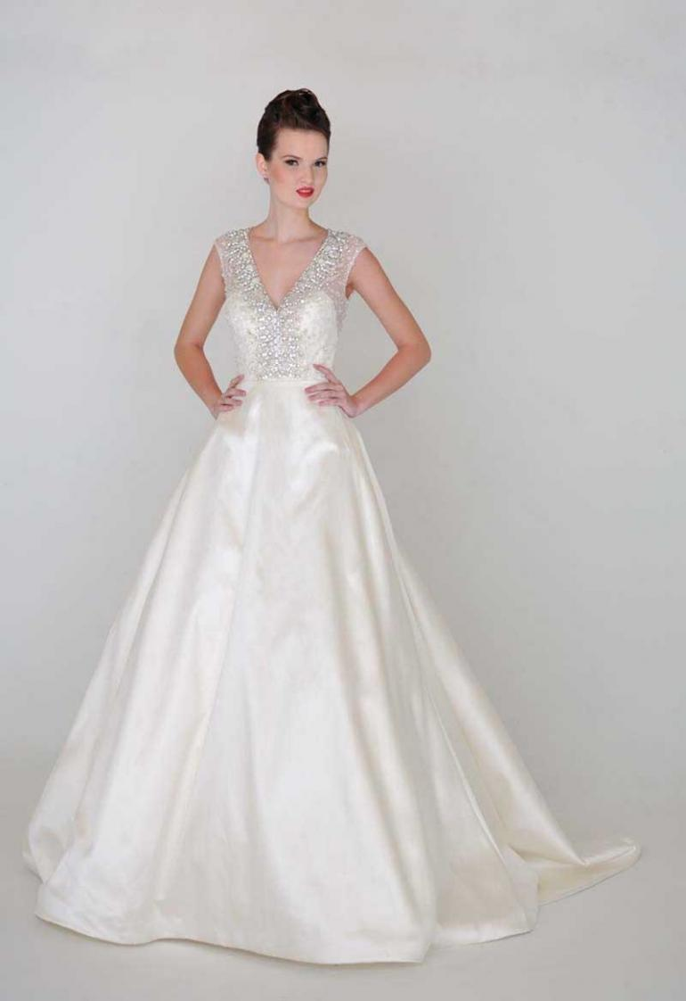 Eugenia Couture 2015 Bridal Collection