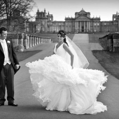 Blenheim Palace Wedding Fair 2013