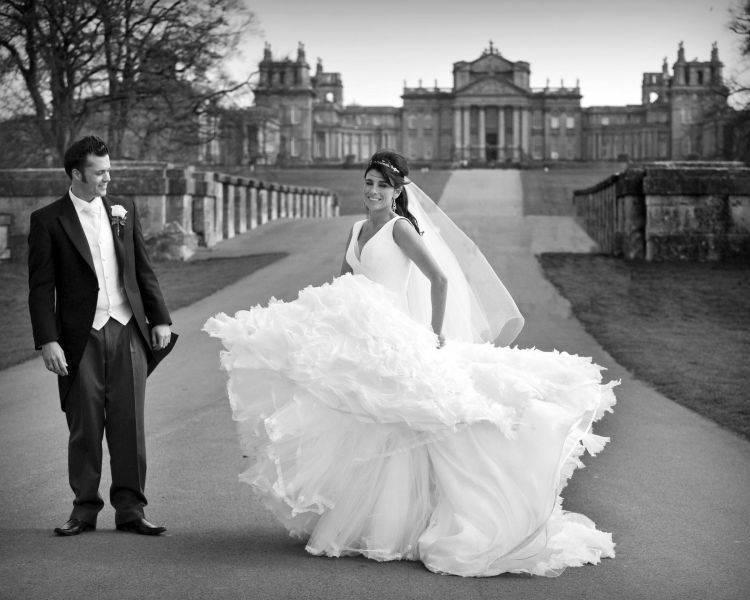 Blenheim Palace Wedding Fair 2013
