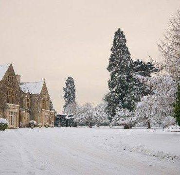 The Greenway 'Winter Wonderland' Wedding Offer