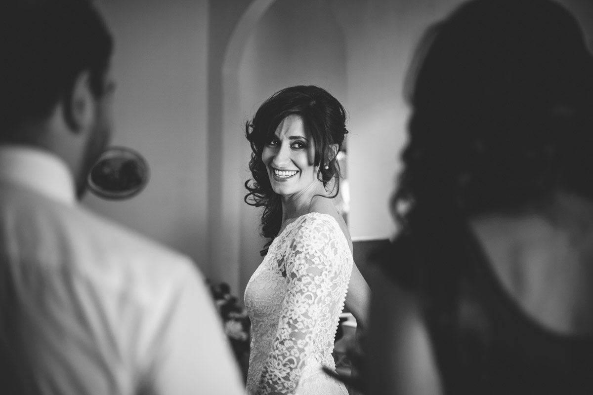 bride smile wedding - Spotlight on: Rocco Daniele Photography